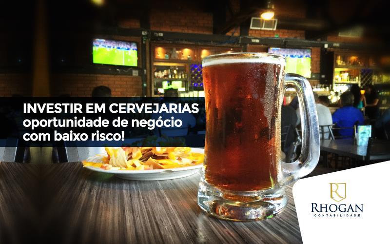 Investir em cervejarias